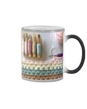 crochet phonecase pattern Color Changing Mug tile