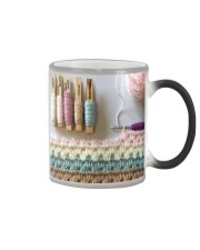 crochet phonecase pattern Color Changing Mug thumbnail