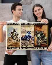 dirt bike not a phase pt phq ngt 24x16 Poster poster-landscape-24x16-lifestyle-21