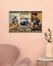 dirt bike not a phase pt phq ngt 24x16 Poster poster-landscape-24x16-lifestyle-23