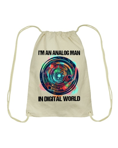 audio engineer analog man in digital world