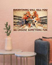 boxing Choose ST Fun pt mttn dqh 24x16 Poster poster-landscape-24x16-lifestyle-22
