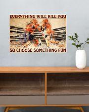boxing Choose ST Fun pt mttn dqh 24x16 Poster poster-landscape-24x16-lifestyle-25