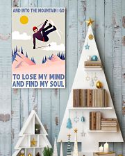skiing tignes lose my mind and find my soul 11x17 Poster lifestyle-holiday-poster-2
