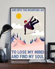 skiing tignes lose my mind and find my soul 11x17 Poster lifestyle-poster-2