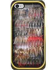 Fly fishing flybox case dvhh PML Phone Case i-phone-8-case
