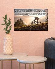 mountain biking on this ride mttn ntv1 17x11 Poster poster-landscape-17x11-lifestyle-21