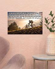 mountain biking on this ride mttn ntv1 17x11 Poster poster-landscape-17x11-lifestyle-22