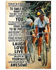 tour de force today poster 11x17 Poster front