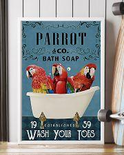 Parrot Bath Soap pt lqt ntv 11x17 Poster lifestyle-poster-4