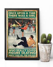 Figure skating girl once upon a time poster 24x36 Poster lifestyle-poster-8