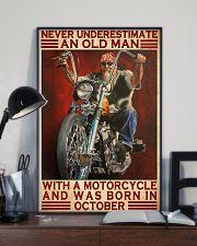 old man october harle davin poster 11x17 Poster lifestyle-poster-2