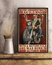 old man october harle davin poster 11x17 Poster lifestyle-poster-3