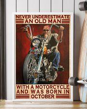 old man october harle davin poster 11x17 Poster lifestyle-poster-4