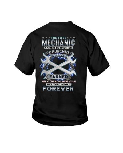 mechanic own it