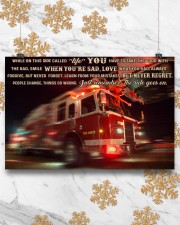 Fire truck ride called life poster ttb ngt 24x16 Poster aos-poster-landscape-24x16-lifestyle-31