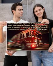 Fire truck ride called life poster ttb ngt 24x16 Poster poster-landscape-24x16-lifestyle-21