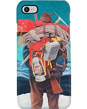 climbing bag phonecase Phone Case i-phone-8-case