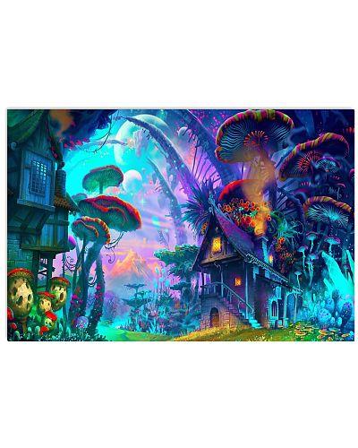 mushroom-poster