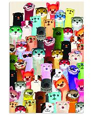 otter colorful many pt lqt cva 11x17 Poster front