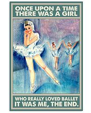 ballet girl once upon a time poster 16x24 Poster front