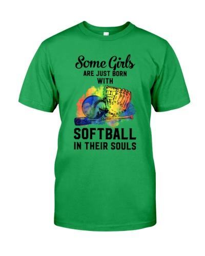 softball girl soul