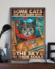 cats pilot born sky soul pt phq ngt 11x17 Poster lifestyle-poster-2