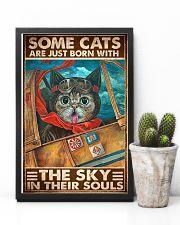 cats pilot born sky soul pt phq ngt 11x17 Poster lifestyle-poster-8