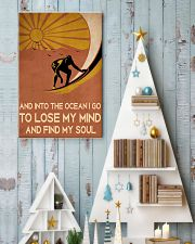 surfing find my soul 11x17 Poster lifestyle-holiday-poster-2