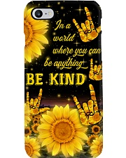 sign-language-sunflower-case-1 Phone Case i-phone-7-case
