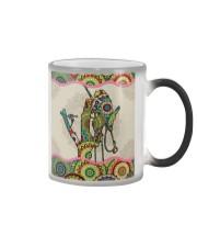 arborist mandala phonecase Color Changing Mug tile
