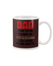 horse daughter to dad mug lqt NTH Mug tile