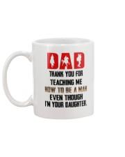 horse daughter to dad mug lqt NTH Mug back