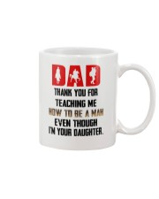 horse daughter to dad mug lqt NTH Mug front