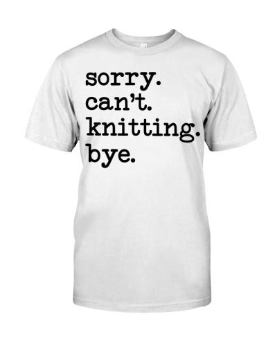 knitting bye