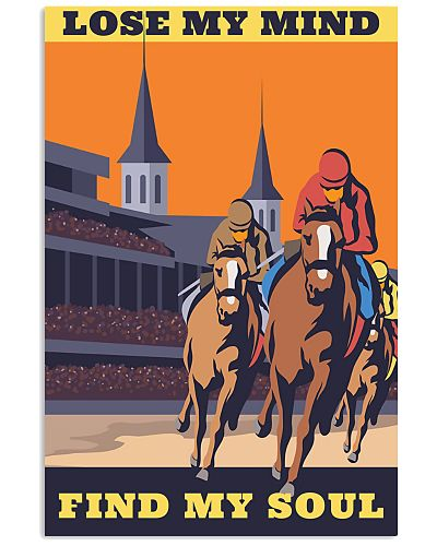 horse racing find my soul