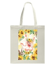 sign-languate-sunflower-case Tote Bag thumbnail