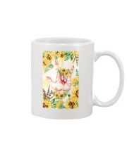 sign-languate-sunflower-case Mug thumbnail
