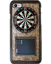 dart board pc lqt ntv Phone Case i-phone-8-case
