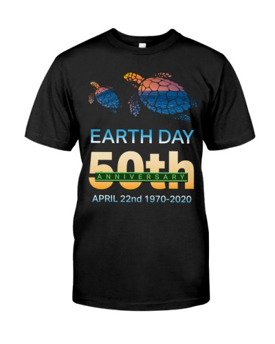 turtle earth day 50th