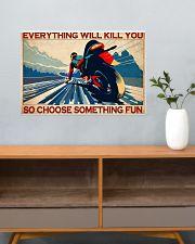 moto racing choose fun pt lqt-ntv  24x16 Poster poster-landscape-24x16-lifestyle-25