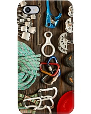 Rock climber gear pc dvhh nna Phone Case i-phone-8-case
