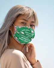 Soft Kitty big bang theor mas Cloth Face Mask - 3 Pack aos-face-mask-lifestyle-19