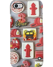 firefighter cookies case Phone Case i-phone-8-case