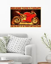 ducat for some therapy poster 24x16 Poster poster-landscape-24x16-lifestyle-01