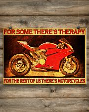 ducat for some therapy poster 24x16 Poster poster-landscape-24x16-lifestyle-15