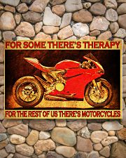 ducat for some therapy poster 24x16 Poster poster-landscape-24x16-lifestyle-16
