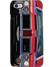 Oldsmob Cutlass 442 front pc mttn ngt Phone Case i-phone-8-case