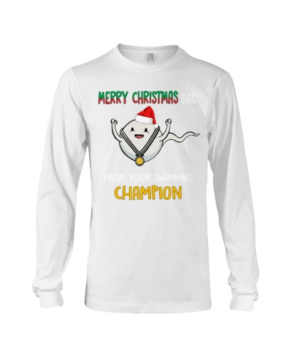 merry christmas champion