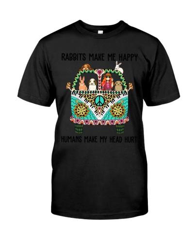 rabbits-hippie
